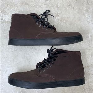 EMERICA HI TOP SNEAKERS